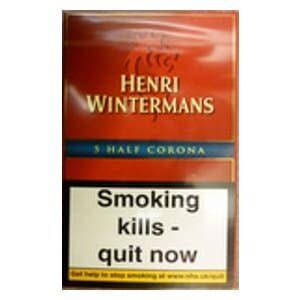 Henri Wintermans Half Corona 5's