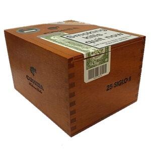Cohiba Siglo II Cigar Box of 25
