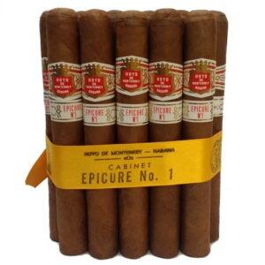 Hoyo De Monterrey Epicure No.1 bunch of 25