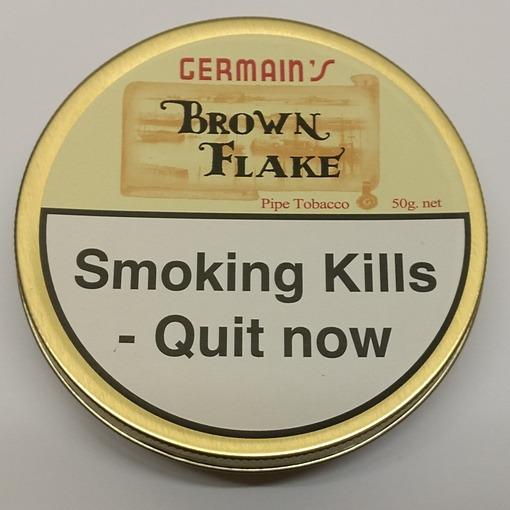 Germain's Brown Flake 50g tin