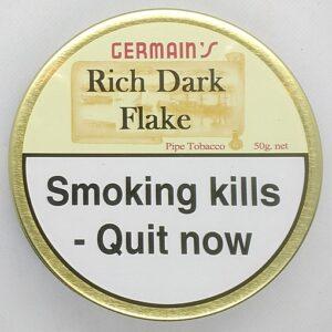 Germain's Rich Dark Flake 50g tin