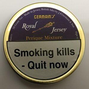 Germain's Royal Jersey Perique Mixture 50g tin