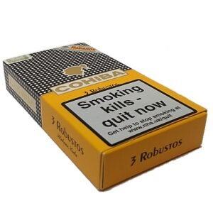 Cohiba Robusto Cigar – Pack of 3