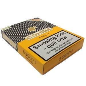 Cohiba Siglo II Cigar – Pack of 5