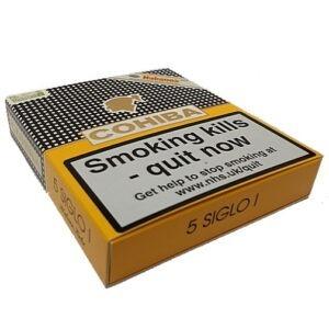 Cohiba Siglo I Cigar – Pack of 5