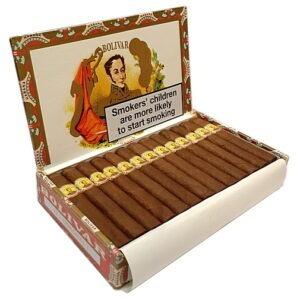 Bolivar Coronas J Box of 25