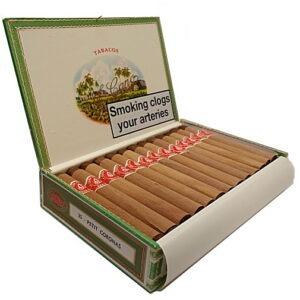 La Flor de Cano Petit Coronas Box of 25
