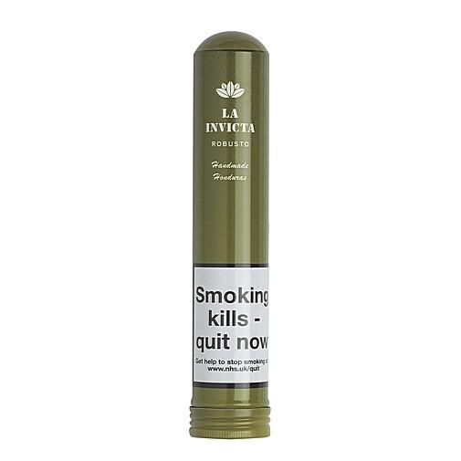 La Invicta Honduran Robusto Tubed Cigar