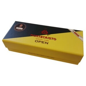 Montecristo Open Master Gift Set with Cutter
