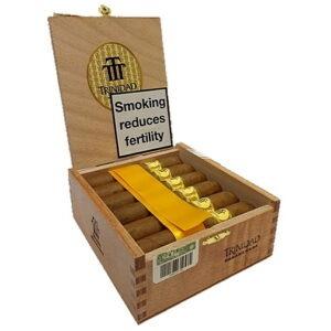 Trinidad Vigia Cigar Box of 12