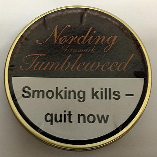 Nording Tumbleweed Pipe Tobacco 50g tin