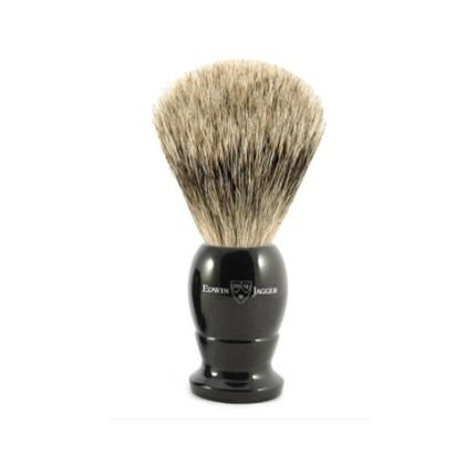 Small imitation ebony best badger bush 9EJ876