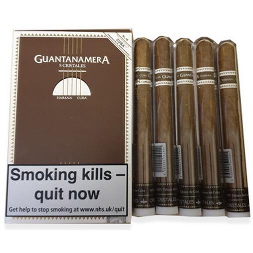 Guantanamera Cristales Pack of 5